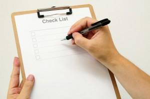 Umzugscheckliste: Checkliste für Umzüge